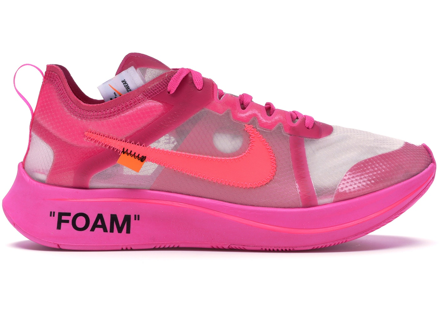 Nike-Zoom-Fly-Off-White-Pink-Product – THE SNEAKER BIBLE
