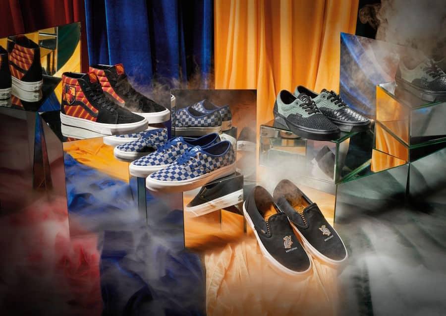 Harry Potter x Vans | Lancement de produits | Catégorie