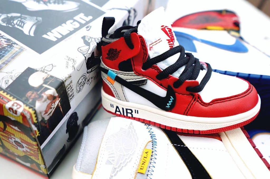 Les minis sneakers de vos modèles préférés !