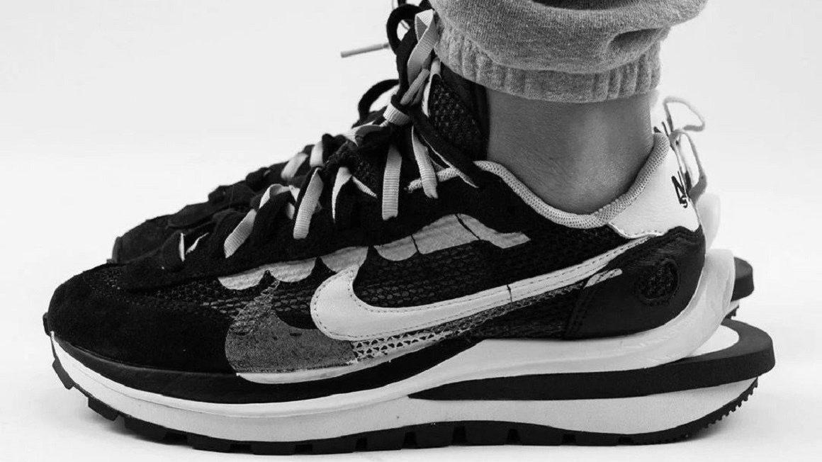 Raffle : Comment cop les Nike x Sacai VaporWaffle (CV1363 ...