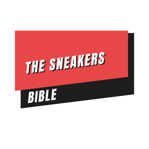 THE SNEAKER BIBLE