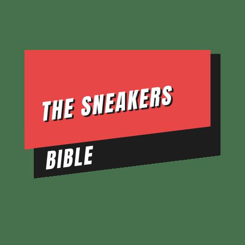 THE SNEAKER BIBLE