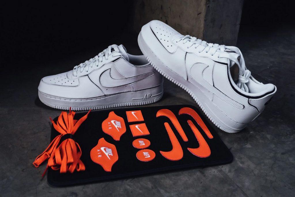 Air Force 1 : Nike dévoile une paire 100% personnalisable (cz5093-100)