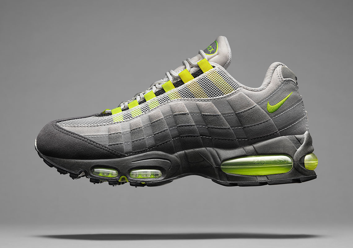 Release : Air Max 95 Neon OG