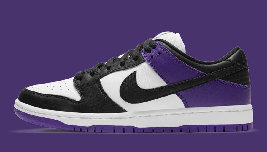 #Raffle : Comment cop les Nike SB Dunk Low Court Purple ? (BQ6817-500 )