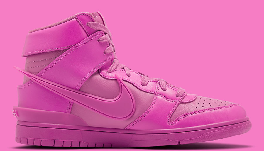 #Raffle : Comment cop les AMBUSH x Nike Dunk High Lethal Pink ? ( CU7544-600)
