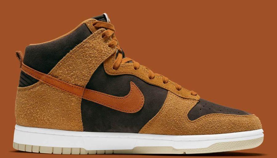 """#Raffle : Comment cop les Nike Dunk High PRM """"Dark Russet"""" ?"""