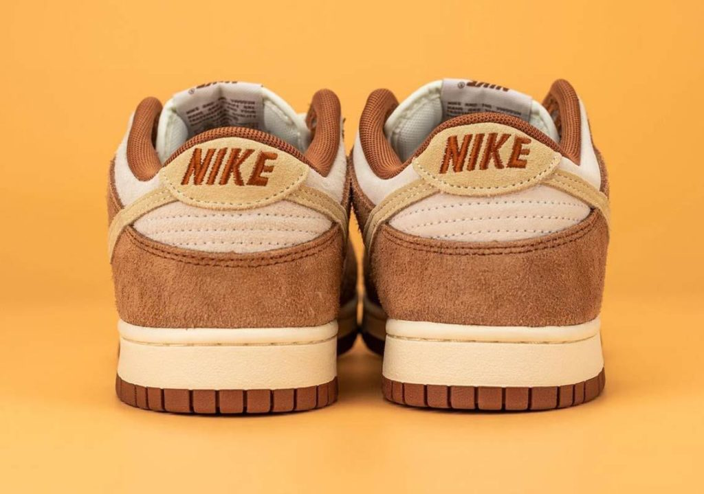 "#Release : Nike Dunk Low PRM ""Medium Curry"" (DD1390-100)"
