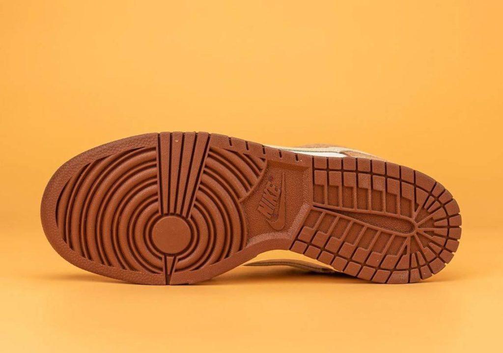 Nike Dunk Low ''Medium Curry'' – DD1390-100