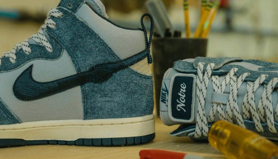#Raffle : Comment cop les Nike x Notre Dunk High Blue Void ? (CW3092-400 )