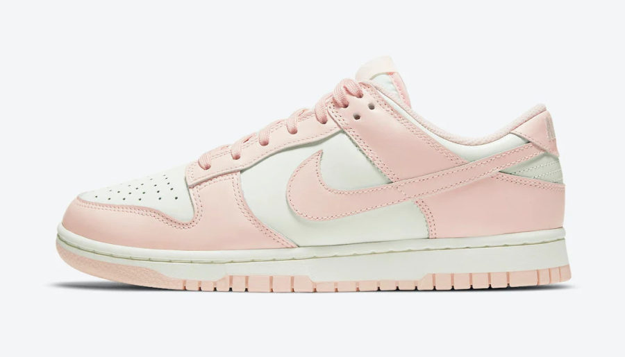 "#Raffle : Comment cop les Nike Dunk Low ""Orange Pearl"" ? ( DD1503-102)"