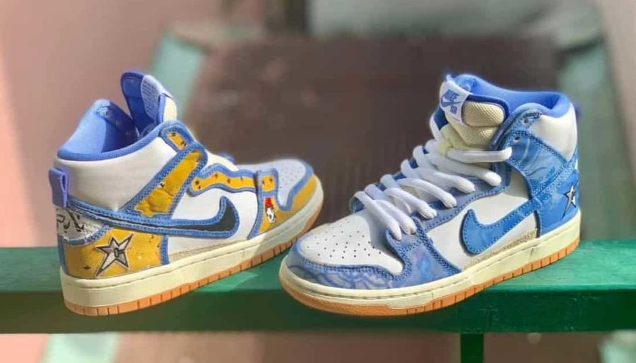 #Raffle : Comment cop les Carpet Company x Nike SB Dunk High ? (CV1677-100)