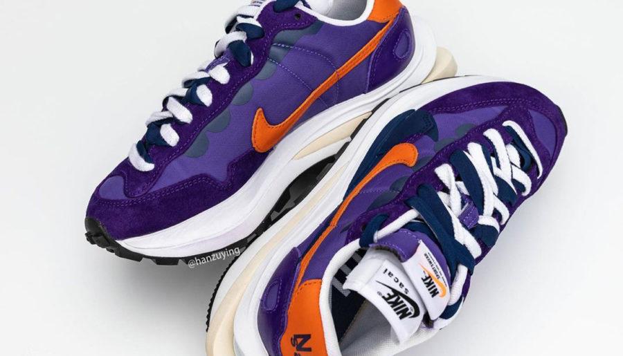 "#Raffle : Comment cop les Sacai x Nike VaporWaffle ""Dark Iris"""