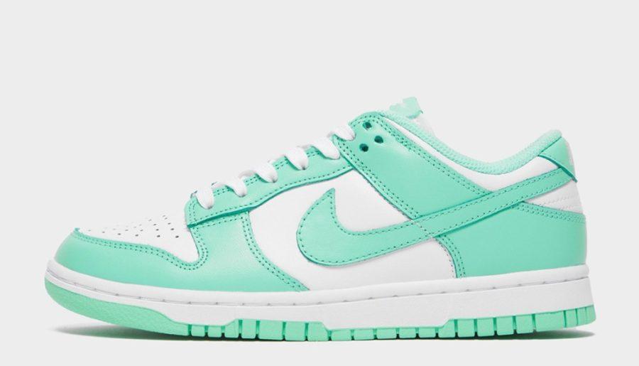 "#Raffle : Comment cop les Nike Dunk Low ""Green Glow"" ?"