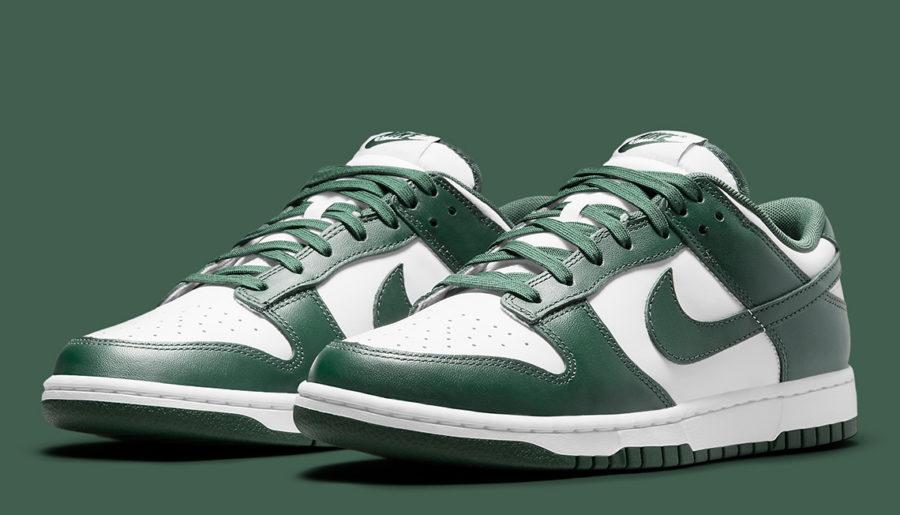 "#Raffle : Comment cop les Nike Dunk Low ""Team Green"" ?"
