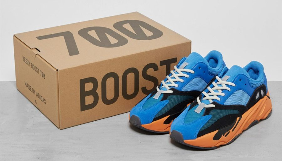 """#Raffle : Comment cop les adidas YEEZY BOOST 700 """"Bright Blue"""" ?"""