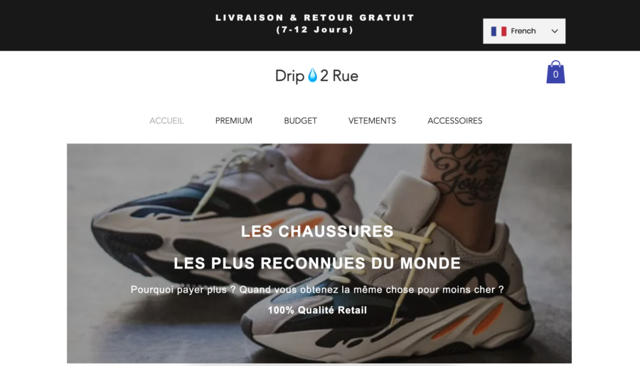 #Review : Le site drip2rue.com est t-il fake ou legit ?
