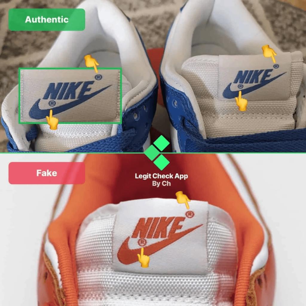 #Arnaque : Comment reconnaître une fausse Nike Dunk Low en 2021