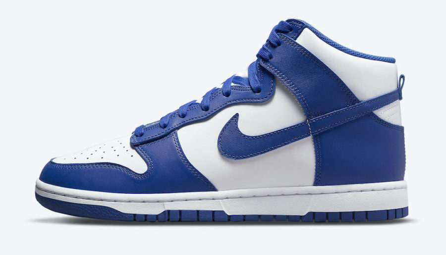 #Raffle : Comment cop les Nike Dunk High Game Royal – Electric Blue ?