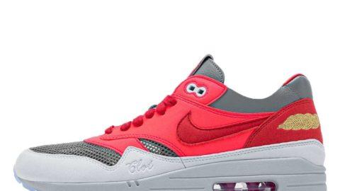Nike x Clot K.O.D. Air Max 1 Solar Red (2021)