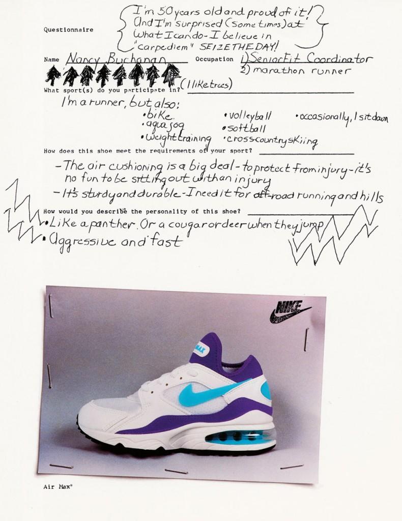 Tout savoir sur la Nike Air Max 93
