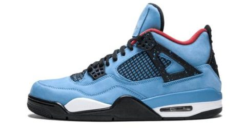 Air Jordan 4 Retro x Travis Scott Cactus Jack