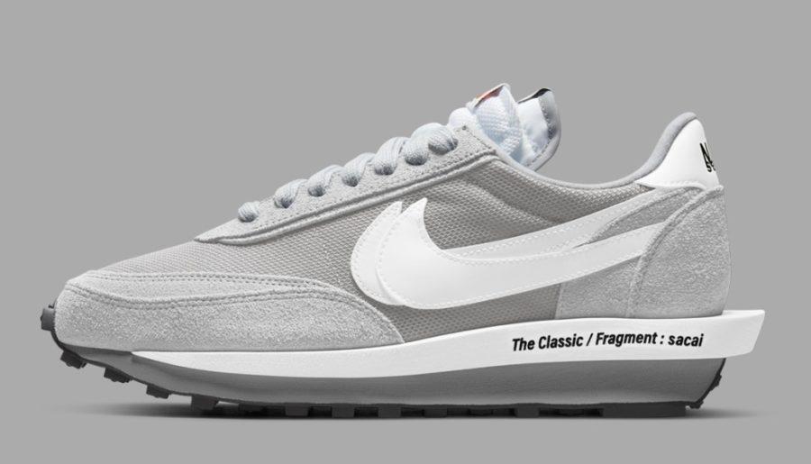 #Raffle : Comment cop les Sacai x Fragment design x Nike LDWaffle Grey ?