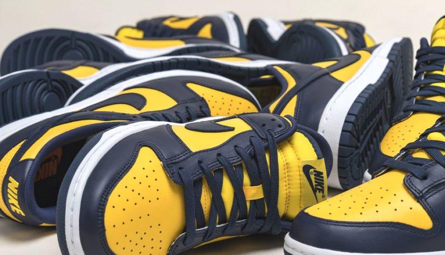 #Raffle : Comment cop les Nike Dunk Low Michigan ?