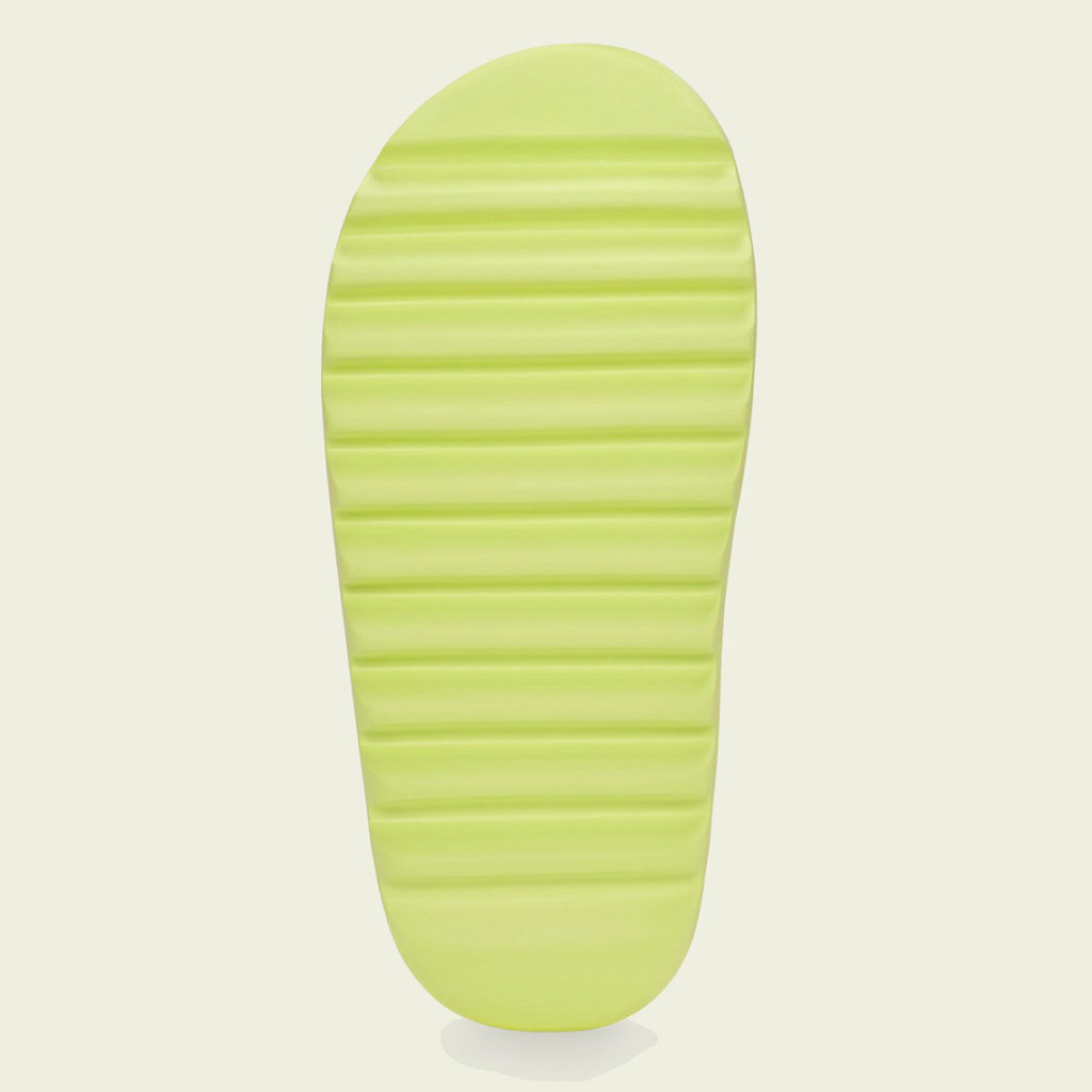 Yeezy Slide Green GLow